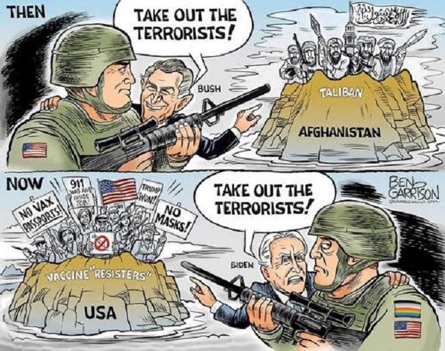 Απόηχος μιας πανωλεθρίας στο Αφγανιστάν