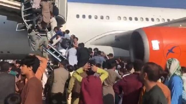 Αφγανιστάν-Χαμός στο αεροδρόμιο της Καμπούλ