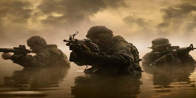 Στην μάχη Βρετανικές δυνάμεις SAS