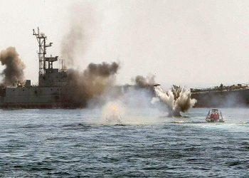 Ιράν έπληξε έξι πλοία