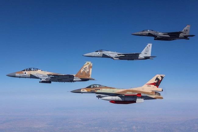 Κατέρριψε σήμερα 22-ισραηλινούς πυραύλους στον εναέριο Συριακό χώρο