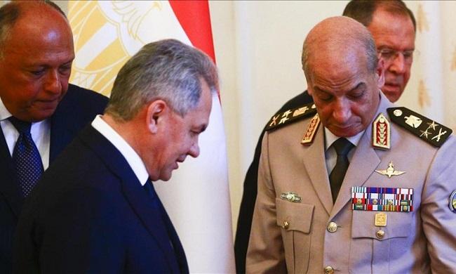 Συμφωνία στρατιωτικής συνεργασίας Μόσχας