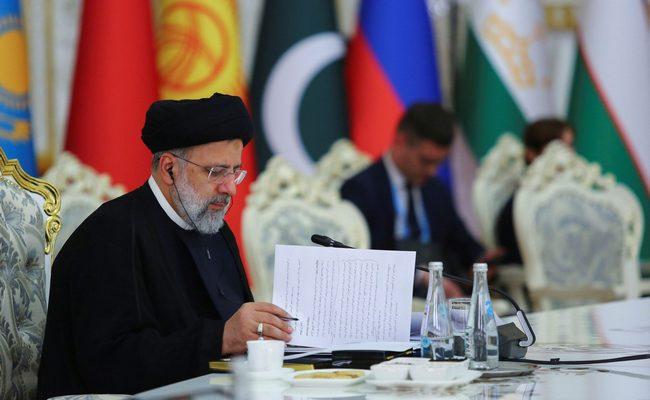 Ιράν στον Οργανισμό Συνεργασίας της Σαγκάης