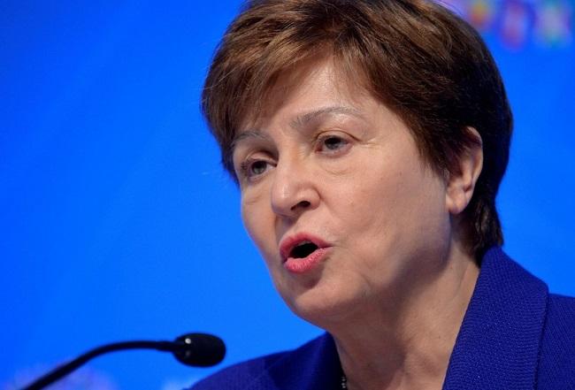απειλεί τη θέση της Γκεοργκίεβα στο ΔΝΤ