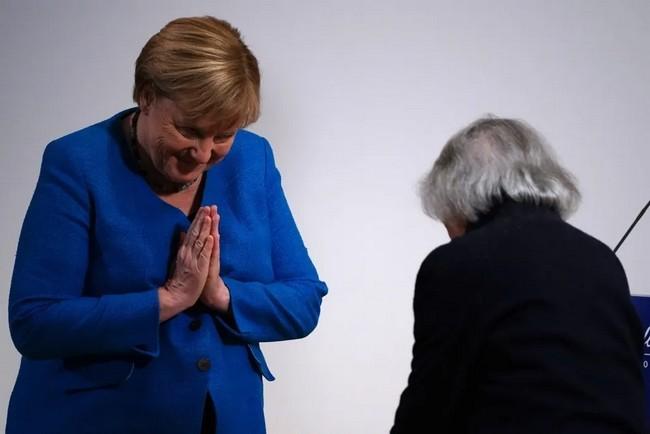 «Αποκαθήλωση» Μέρκελ από γερμανικό Τύπο