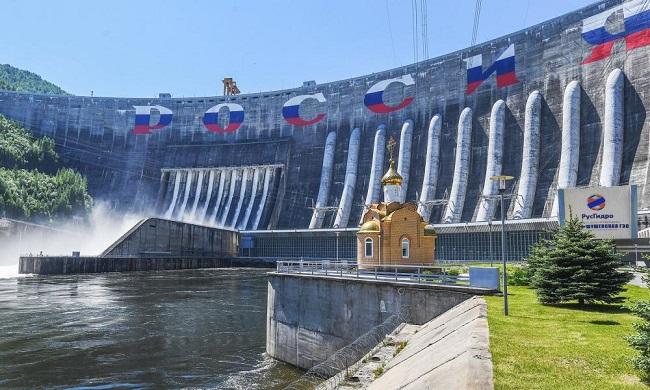 α για ρωσικά ενεργειακά εργοστάσια