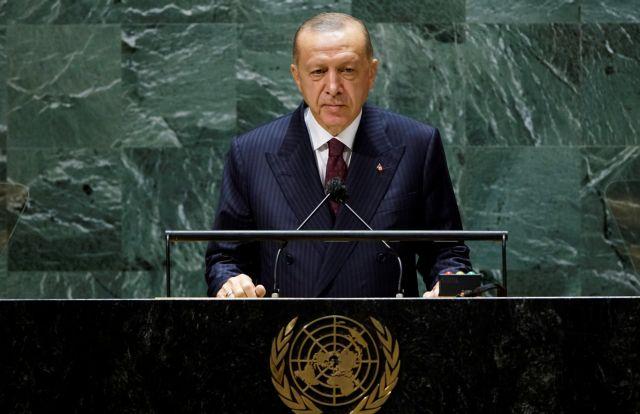 ΟΗΕ-Διημερή διάλογο για Αιγαίο ζητά Ερντογάν
