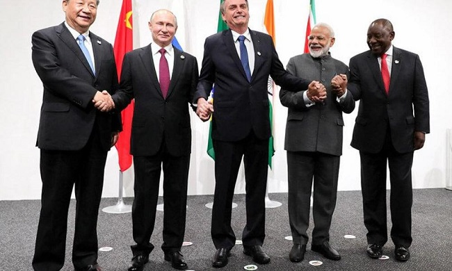 Μανιφέστο BRICS κατά Ουάσινγκτον