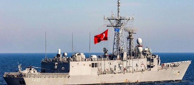 Στρατηγική ήττα της Αθήνας: «Το Nauticall-Geo δεν θα πλεύσει πέραν 6ν.μ.»