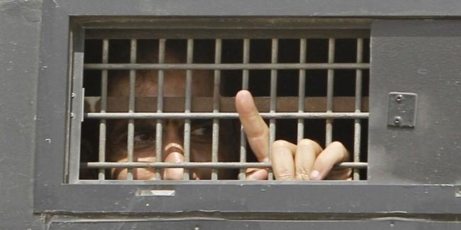 Σώστε τους 4600 φυλακισμένους Παλαιστίνιους στο Ισραήλ