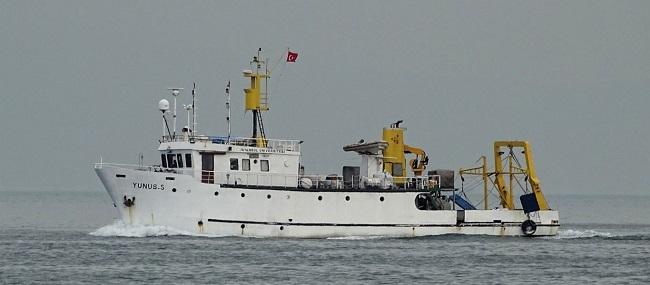 Καστελόριζο το τουρκικό ερευνητικό σκάφος