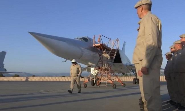 Επίδειξη ρωσικής δύναμης κατά των μεσογειακών
