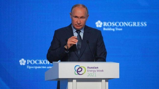 Πούτιν: Ρωσία έτοιμη, αν ζητηθεί, να αυξήσει ροή αερίου με Ευρώπη