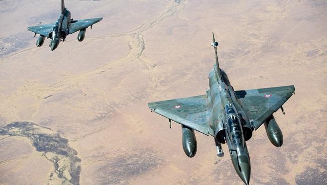 Γαλλια: Με Mirage 2000D εξόντωσε