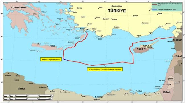 Η Τουρκία απειλεί με έρευνες