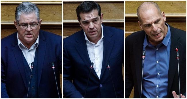 Οι γαλλικές φρεγάτες, η ελληνική αριστερά και η Iskra